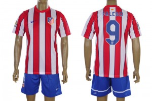 maillot foot atletico madrid maillot domicile