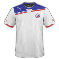chili maillot exterieur foot 2011