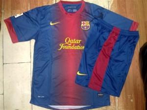 maillot football barcelone 2012 2013 domicile face