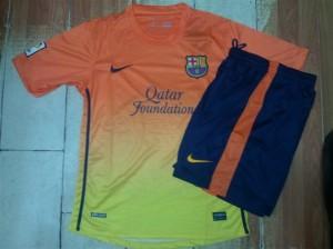 maillot football barcelone 2012 2013 exterieur