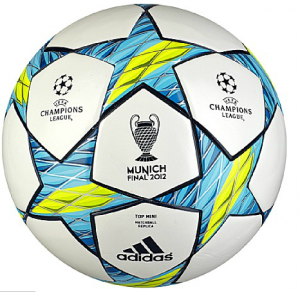 ballon finale munich 2012