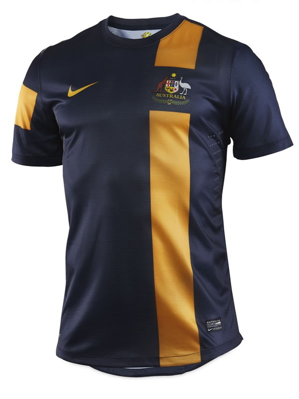 Australia Nike Away Football Shirt E on attachment style quiz