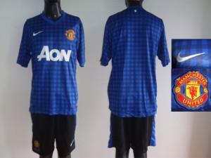 manchester united 2012 2013 exterieur
