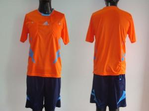 maillot arbitre equipement orange