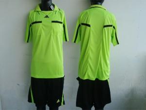maillot arbitre equipement vert