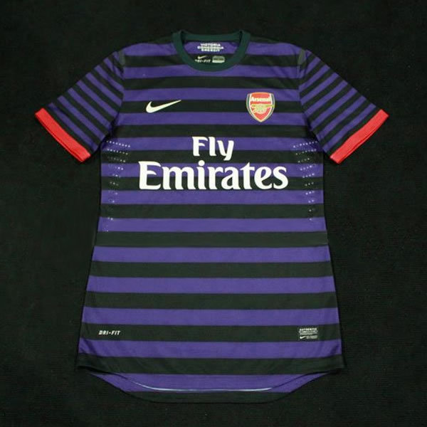 Maillot arsenal exterieur 2012 2013 maillots foot actu for Arsenal maillot exterieur 2013