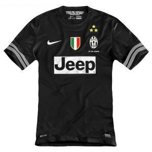 Juventus maillot foot exterieur 2013