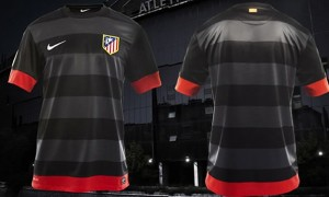 Atletico Madrid 12 13 maillot foot exterieur