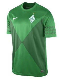 Werder Breme maillot foot domicile 2013
