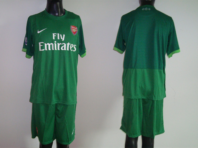Arsenal un maillot vert en 2013 for Arsenal maillot exterieur 2013