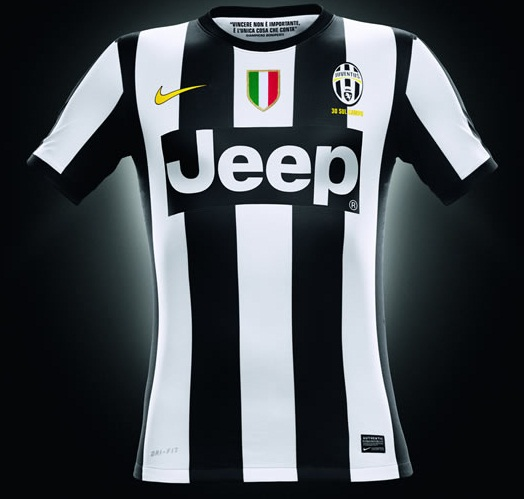 Maillot Juventus football - le nouveau maillot domicile 2015- Adidas