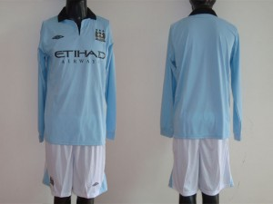 manchester city 2013 manches longues