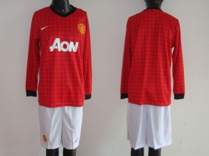 manchester united 2013 manches longues