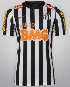 Santos 2012 nike maillot exterieur