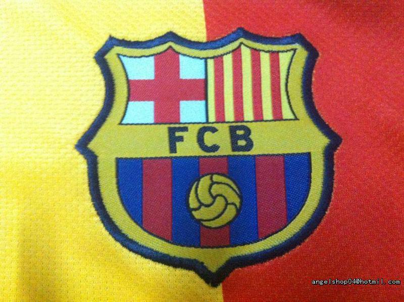 Les maillots de foot qatar foundation - Logo barcelone foot ...