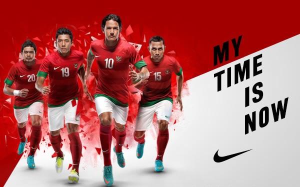 Indonésie 12 14 nike maillot foot exterieur