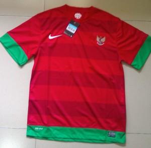 Indonésie 2012 2013 2014 nike maillot foot domicile