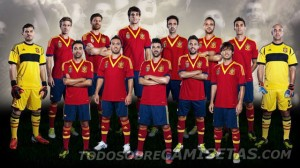 maillot foot groupe espagne coupe des confederations 2013