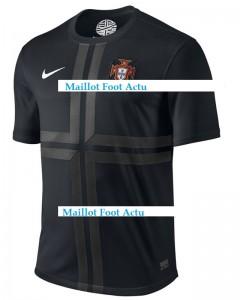 maillot portugal noir 2013