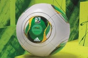 Ballon coupe des confédérations 2013