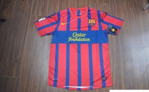 barcelone maillot foot domicile 2014