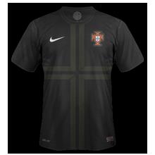 portugal maillot exterieur 2013