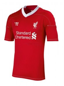 liverpool 2013 2014 maillot foot