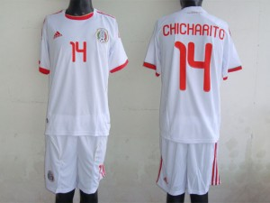 maillot mexique third blanc 2013