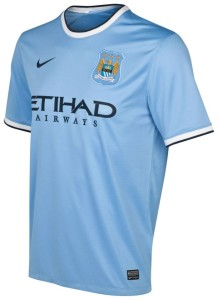 Maillot Home City
