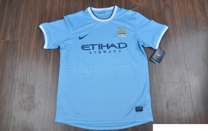 maillot Manchester City domicile 2013 2014