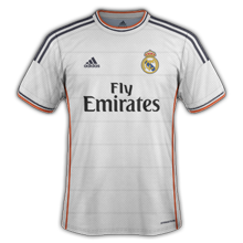 real madrid domicile 2013 2014
