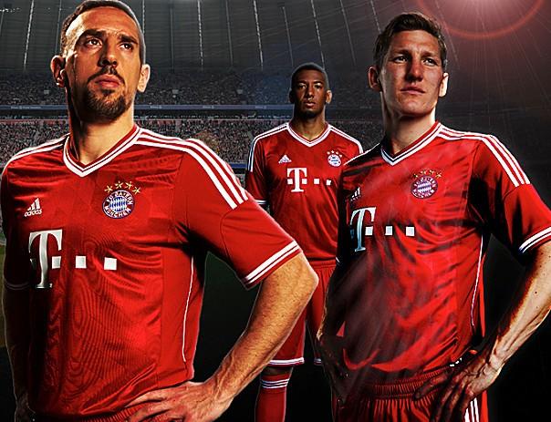 Bayern Home