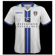 Leeds United 13 14 domicile maillot
