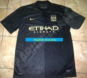 Manchester City 13 14 exterieur maillot