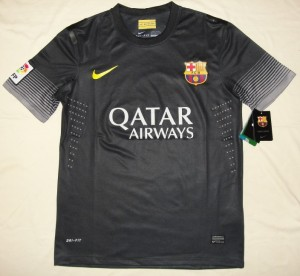 barcelone maillot third 2013 2014