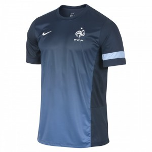 maillot entrainement france 2014