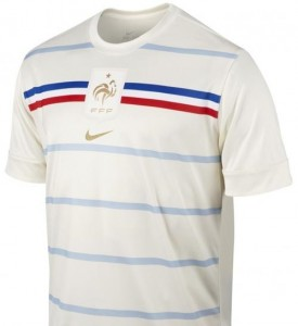 france maillot entrainement 2013-2014