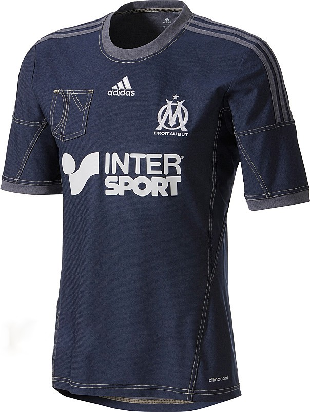 maillots olympique marseille 2013 2014 maillots foot actu. Black Bedroom Furniture Sets. Home Design Ideas