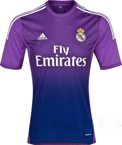 Maillot Home Gardien Real