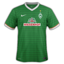 Werder breme 2014