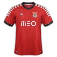 benfica 2014 maillot foot domicile