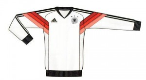 maillot allemagne 2014