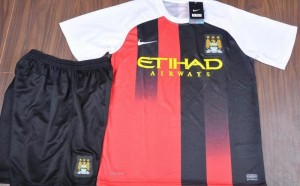 manchester city maillot foot 2014