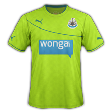 maillot newcastle third 2014