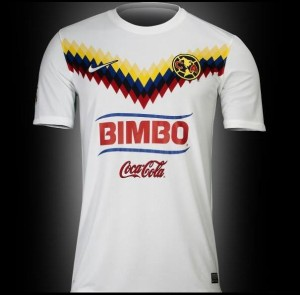 Maillots Club América