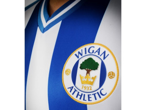 Maillot Wigan Athletic