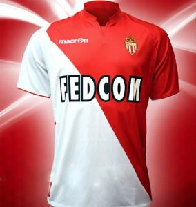 Maillot AS Monaco FC