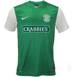 Maillot Hibernian FC