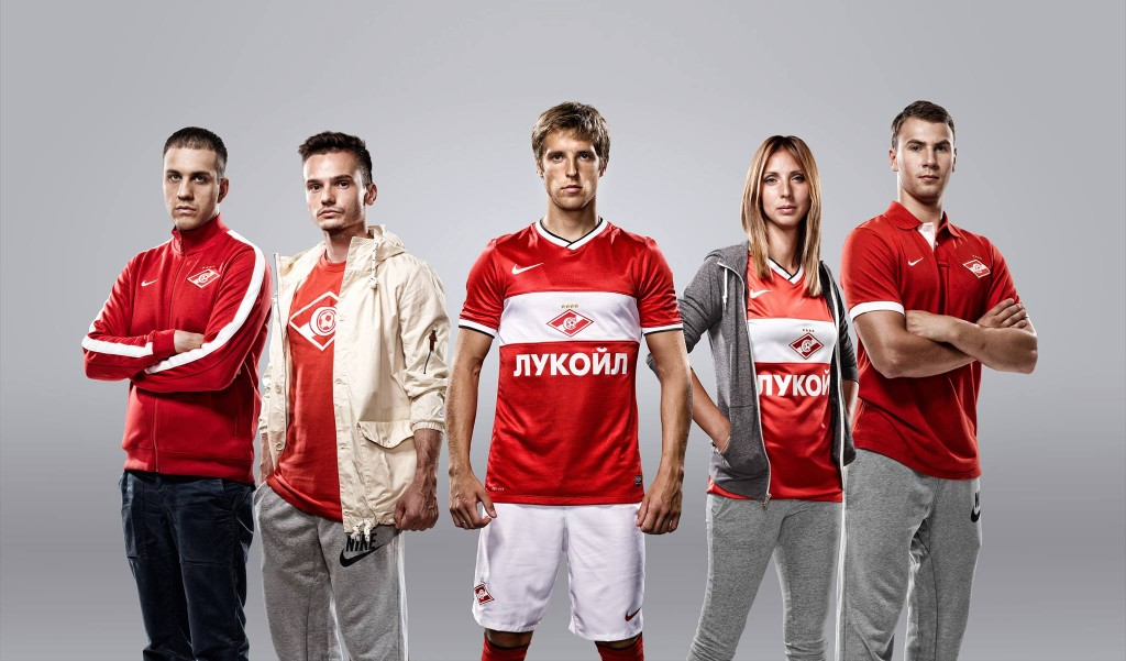 Home Spartak
