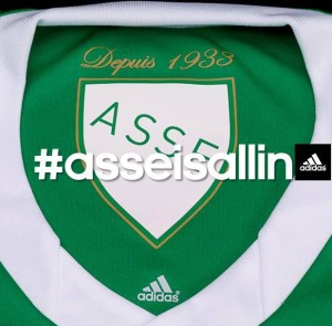 Maillot ASSE